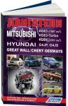 Mitsubishi двигатели 4G63/4G63-Turbo/4G64 & Hyundai G4JP/G4JS & Great Wall & Chery & Derways Диагностика.Ремонт.ТО